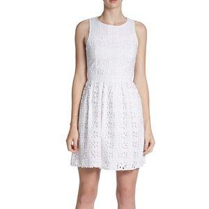 Kensie Eyelet Dress